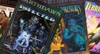 Earthdawn – 1 edycja – przygody